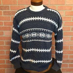 Jantzen classics large sweater crew neck (3T23)